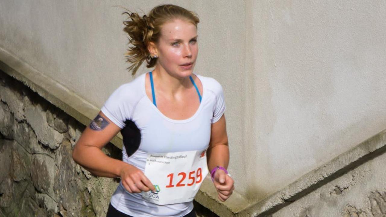 Kidnapped Austrian triathlete Nathalie Birl.