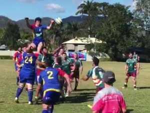 Rugby Union Frenchville v Gladstone