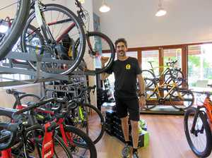 Bike shop on the move with electric trend