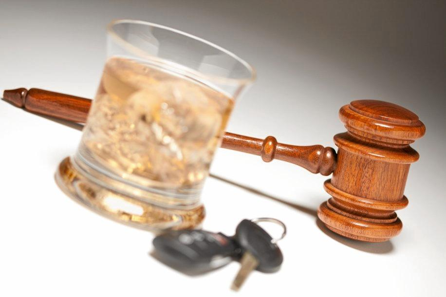 Courts take a dim view of drink and drug drivers.