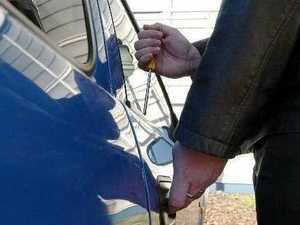 Police tackle concerning car theft trend