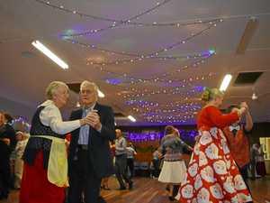 Festive season kicks off early with annual dance
