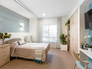 Aged care facility's multi-million dollar makeover