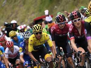 Young rider makes Tour de France history