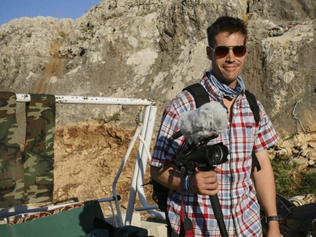 James Foley was the oldest of five children and worked as a freelance journalist in Syria.