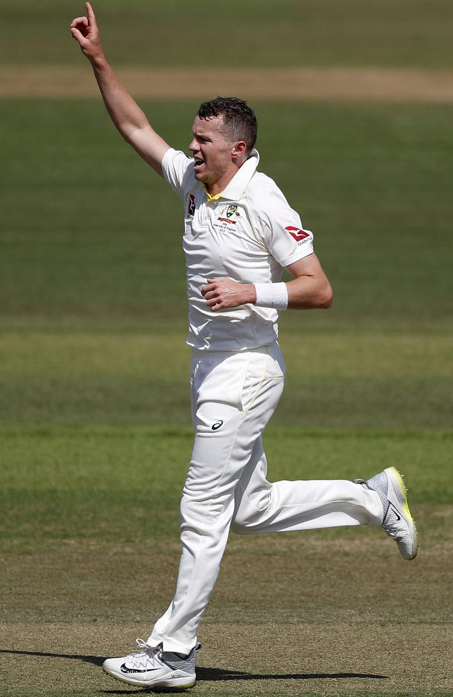Peter Siddle is in the squad to play in his sixth Ashes, his fourth in England.