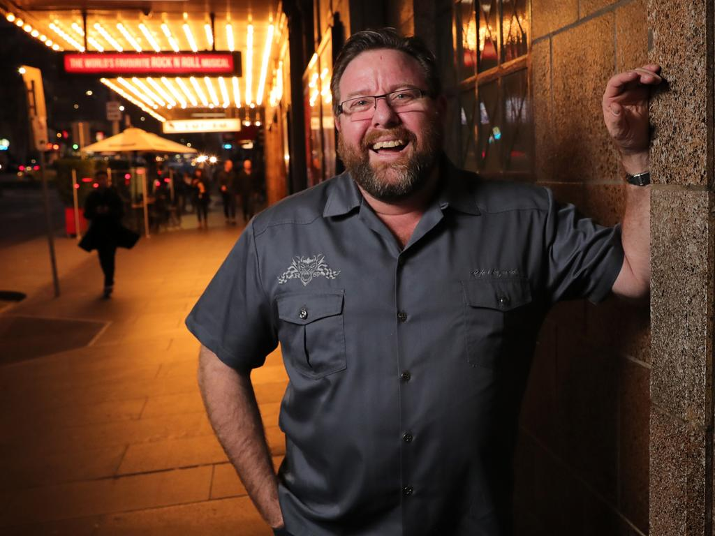 Actor Shane Jacobson and his former manager Deb Fryers failed to reach agreement in mediation. Picture: Stuart McEvoy