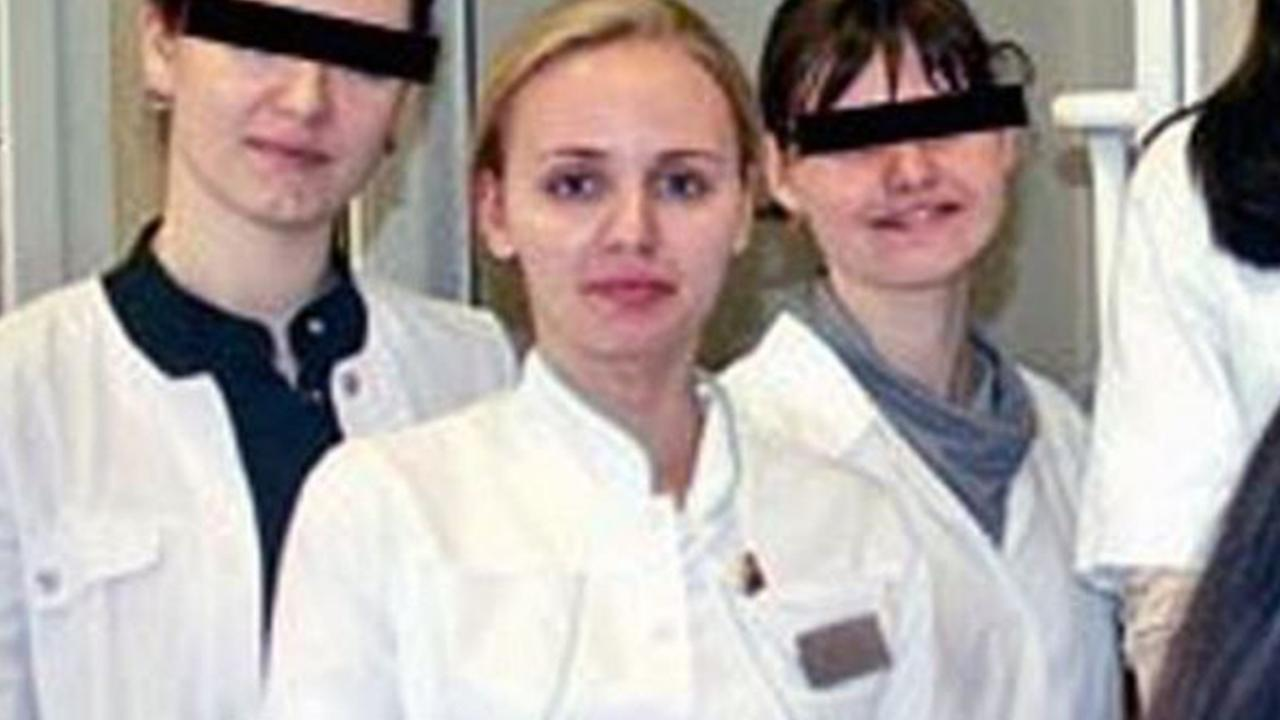 Maria Vorontsova — also known as Maria Fassen — works in medical research. Picture: Supplied