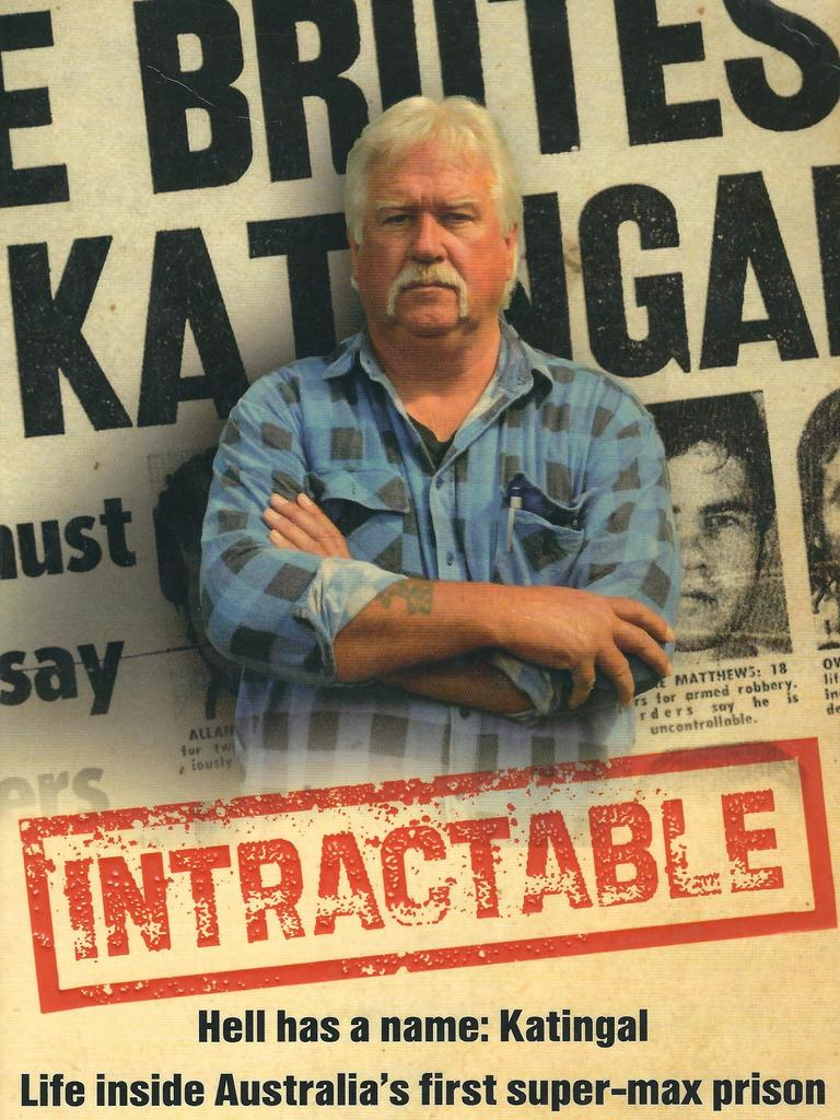 Bernie Matthews' book, Intractable.
