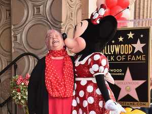 MINNIE MOUSE: Hollywood mourns Disney legend