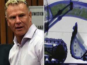 Soccer star murder link to excavator cocaine bust
