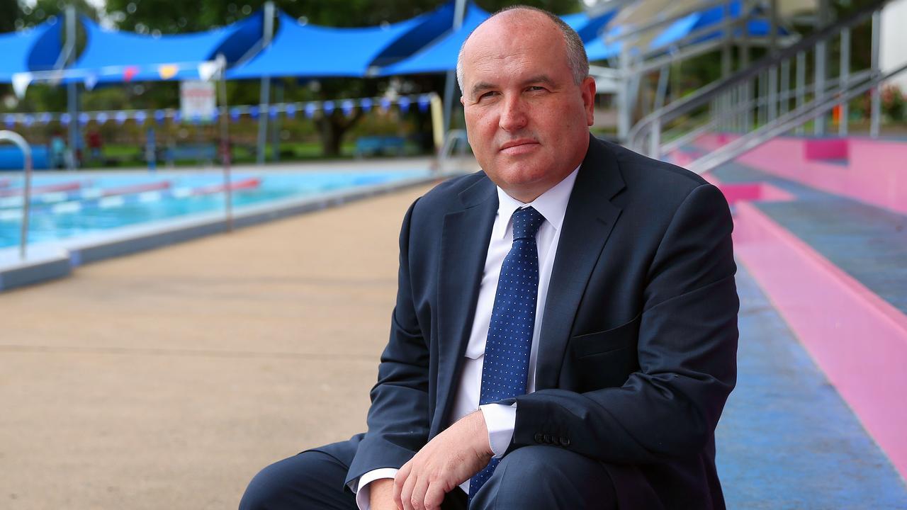 Baulkham Hills MP David Elliott.