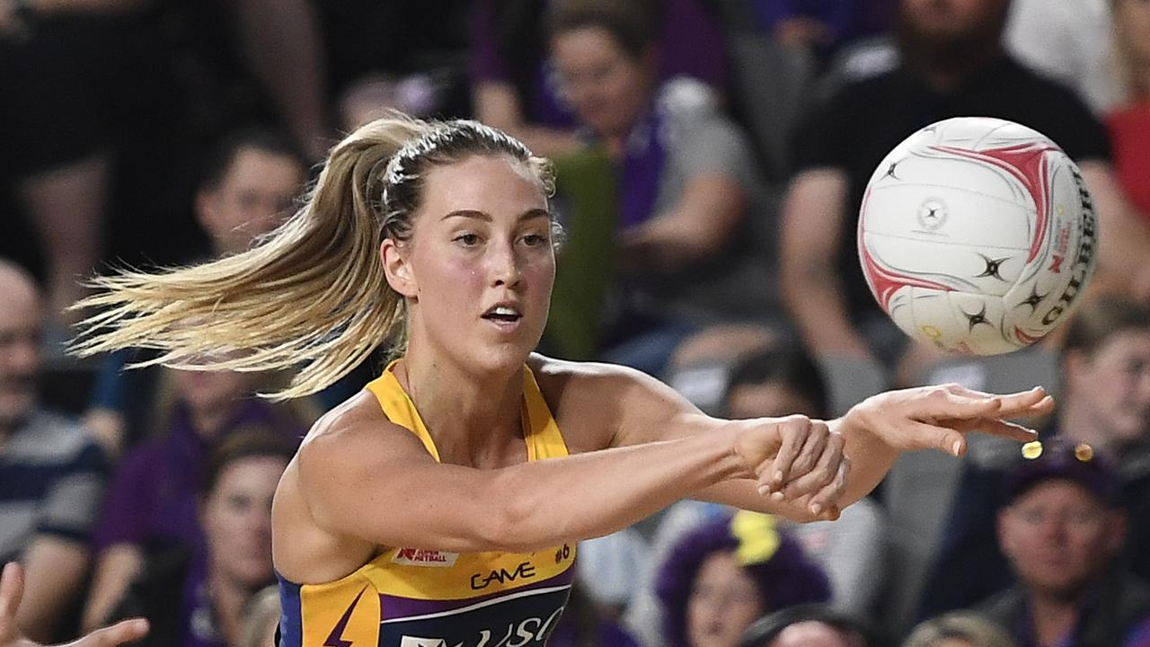 Cara Koenen missed just three goal attempts. Picture: Getty