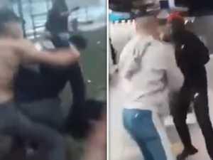 Sydney street gangs in wild West war