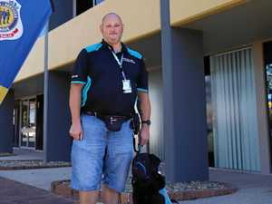 Veteran's traumatising visit to Mackay business