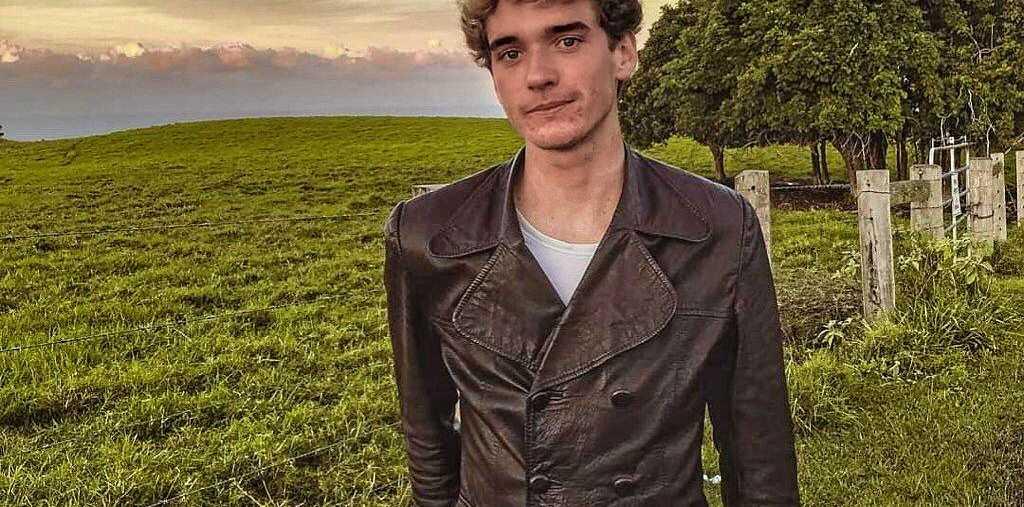 CHANGE MAKER: Byron Bay youth mental health campaigner Curtis Cloake.