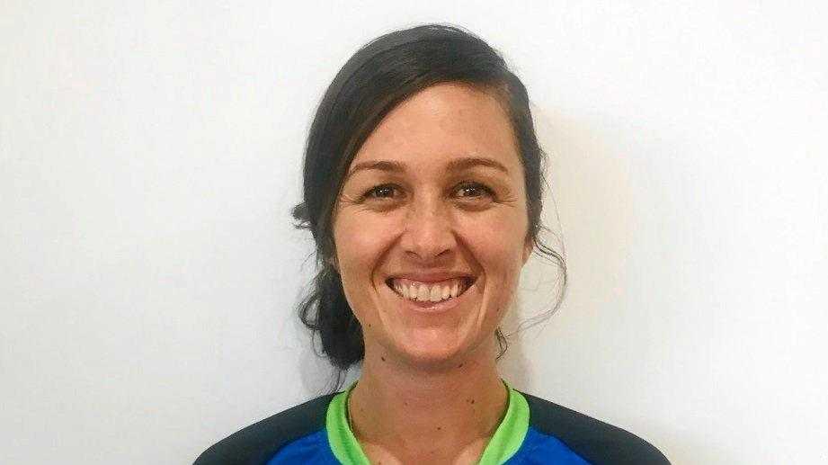 Tweed Coast Raiders captain Sarah Doyle.