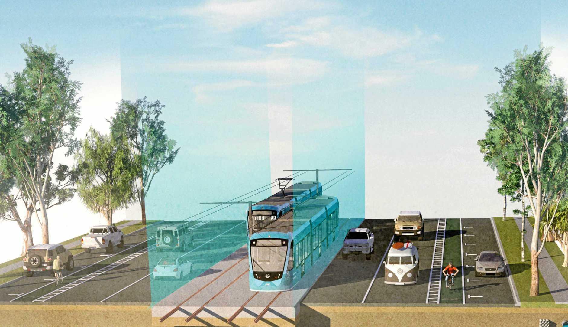 Council endorses Strategic Business Case for Sunshine Coast mass transit system.