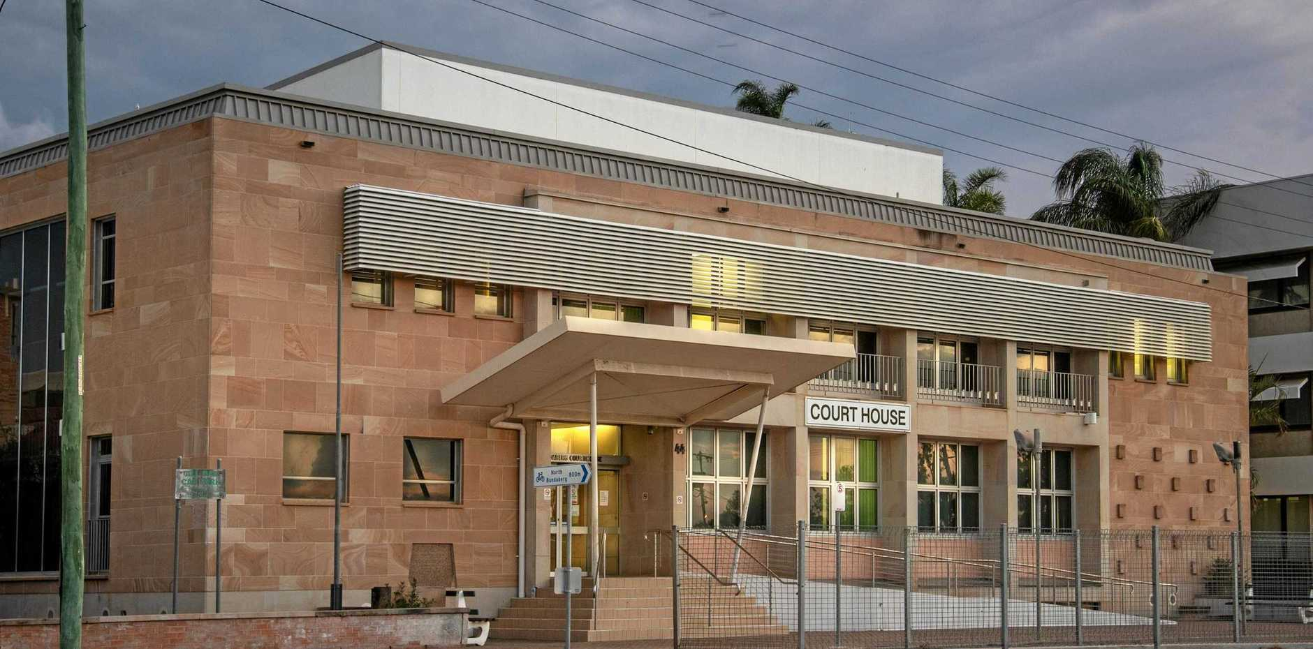 BAIL REFUSED: A man who was allegedly arrested with a syringe on his person has faced Bundaberg Magistrates Court.