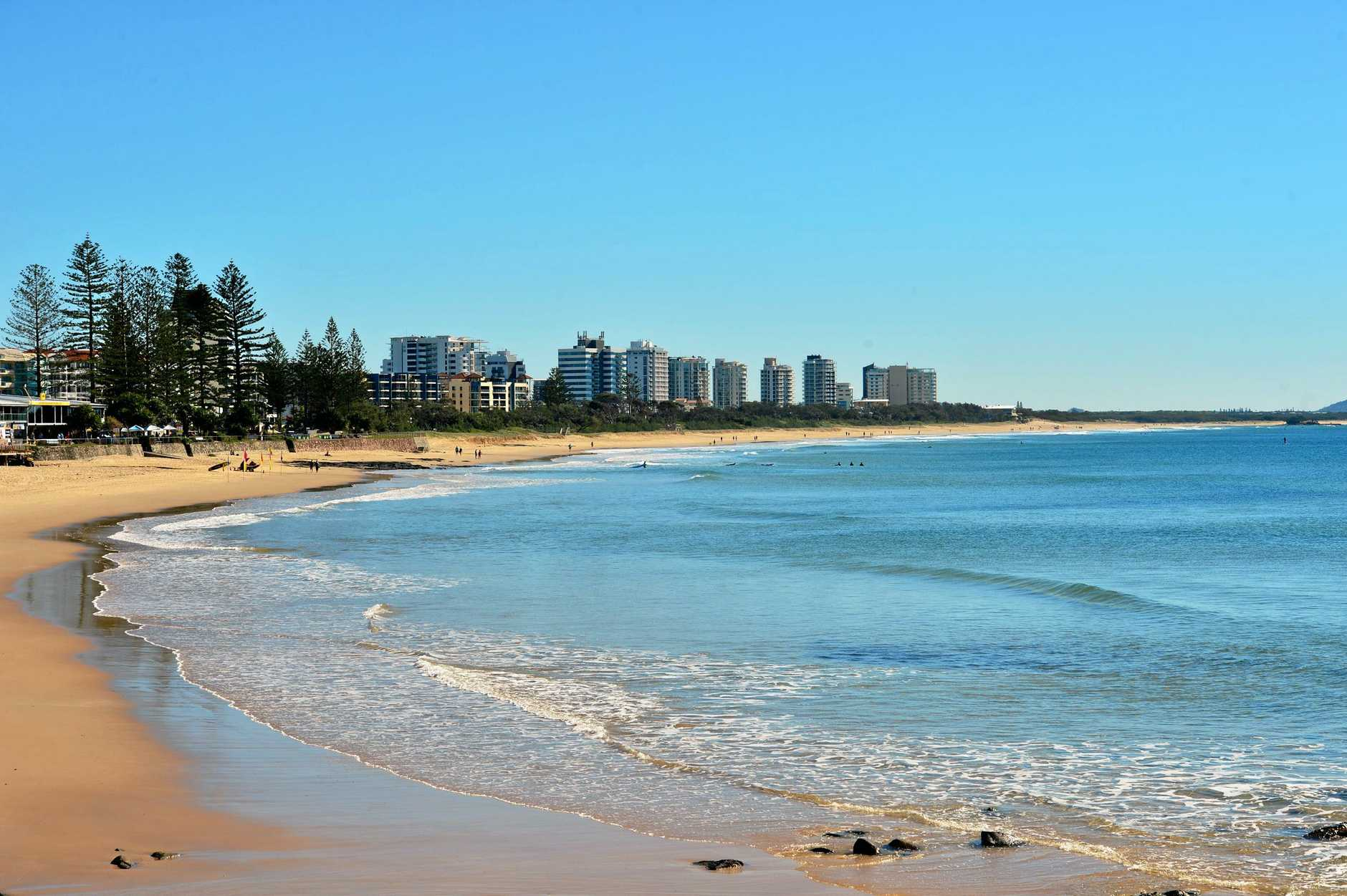 A desire for ocean views ended in a Sunshine Coast court today.