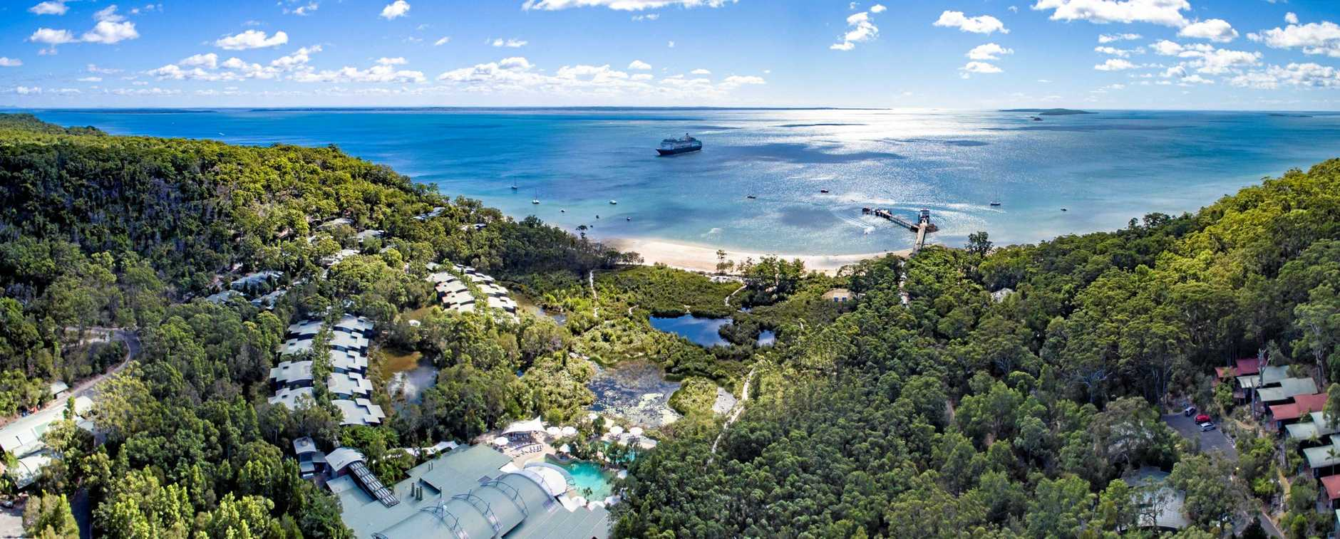 CAREER OPPORTUNITIES: The Kingfisher Bay Resort has a once in a life time vacancy to work and live on Fraser Island.