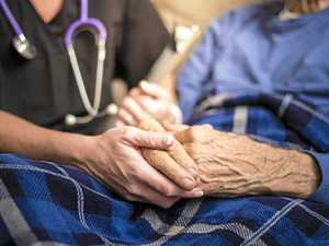 Woman who cared for dying accused of stealing from them