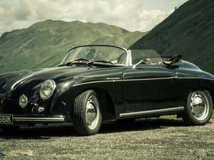 Reborn classic Porsche's big secret