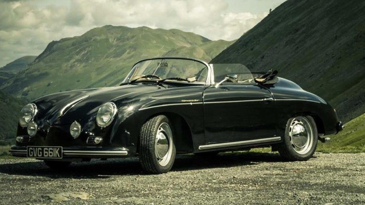 Chesil E Speedster Porsche 356 replica