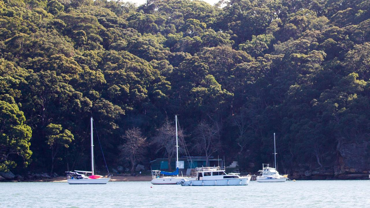 The boat had been moored at Dead Horse Bay before the incident. Picture: Renee Nowytarger