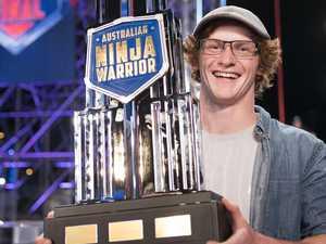 Ninja Warrior winner's big secret