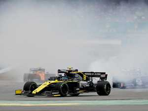 Ricciardo's disaster in day of heartbreak