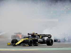 Ricciardo's disaster in day of heartbreak