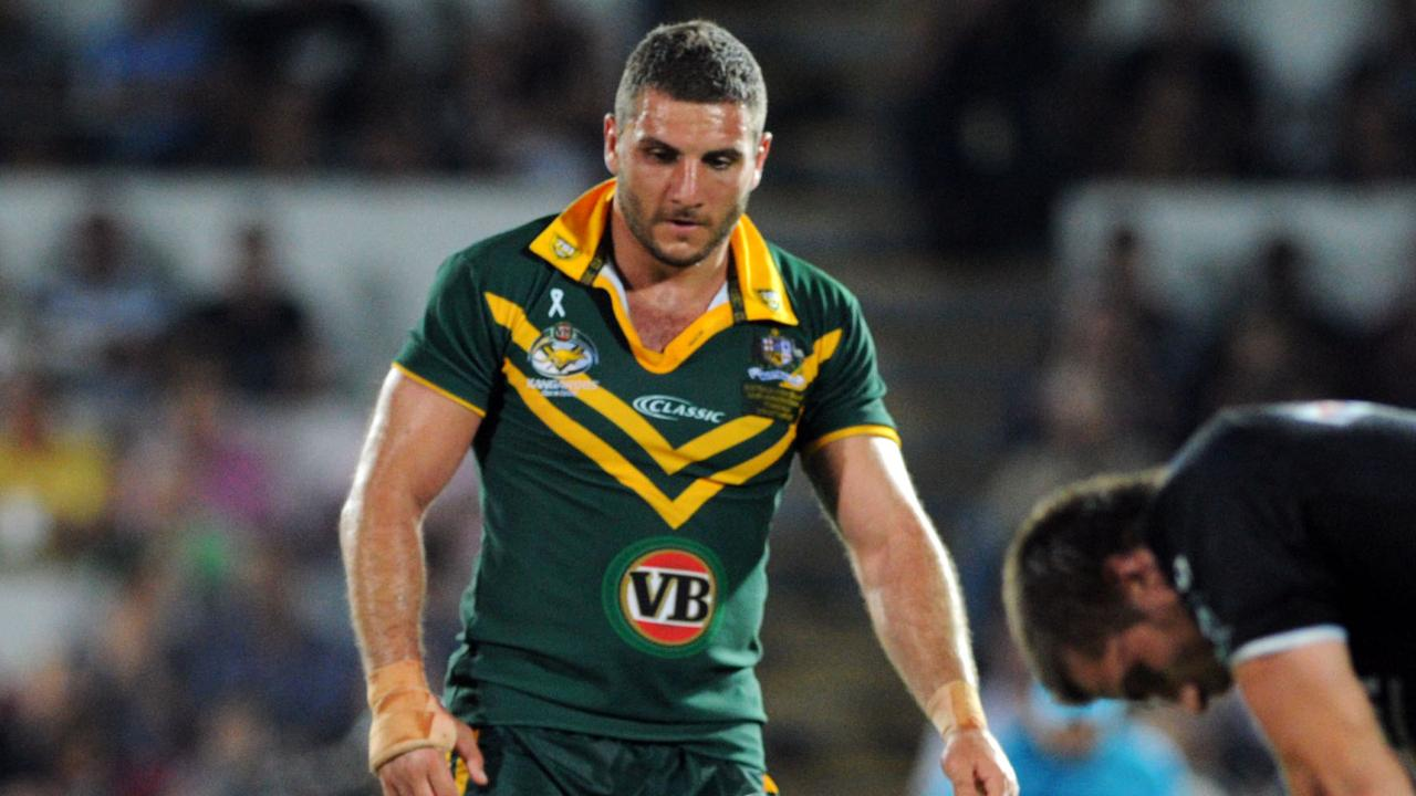 Robbie Farah played eight Tests for Australia.