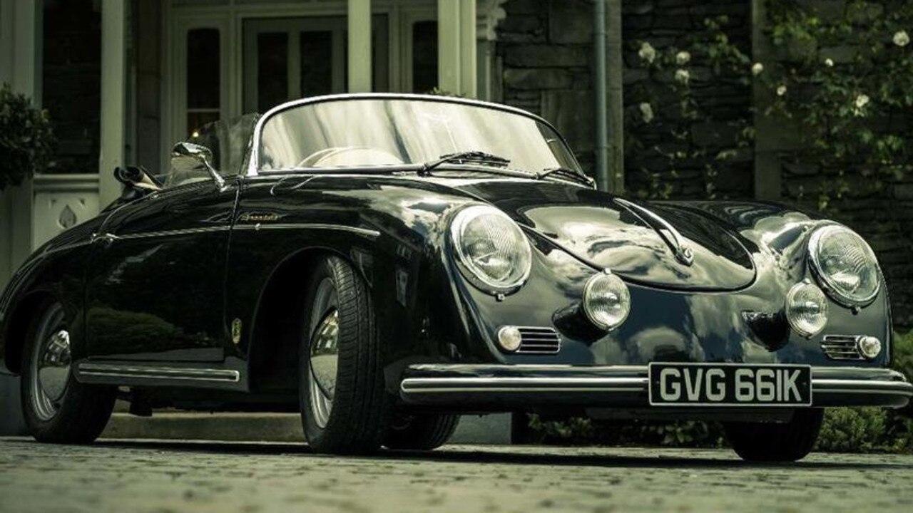 The replicas use the Volkswagen Beetle underpinnings
