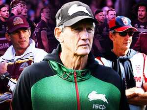 Rabbitohs block Bennett's Origin bid