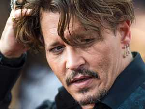 Shocking photo surfaces of Johnny Depp on hospital stretcher