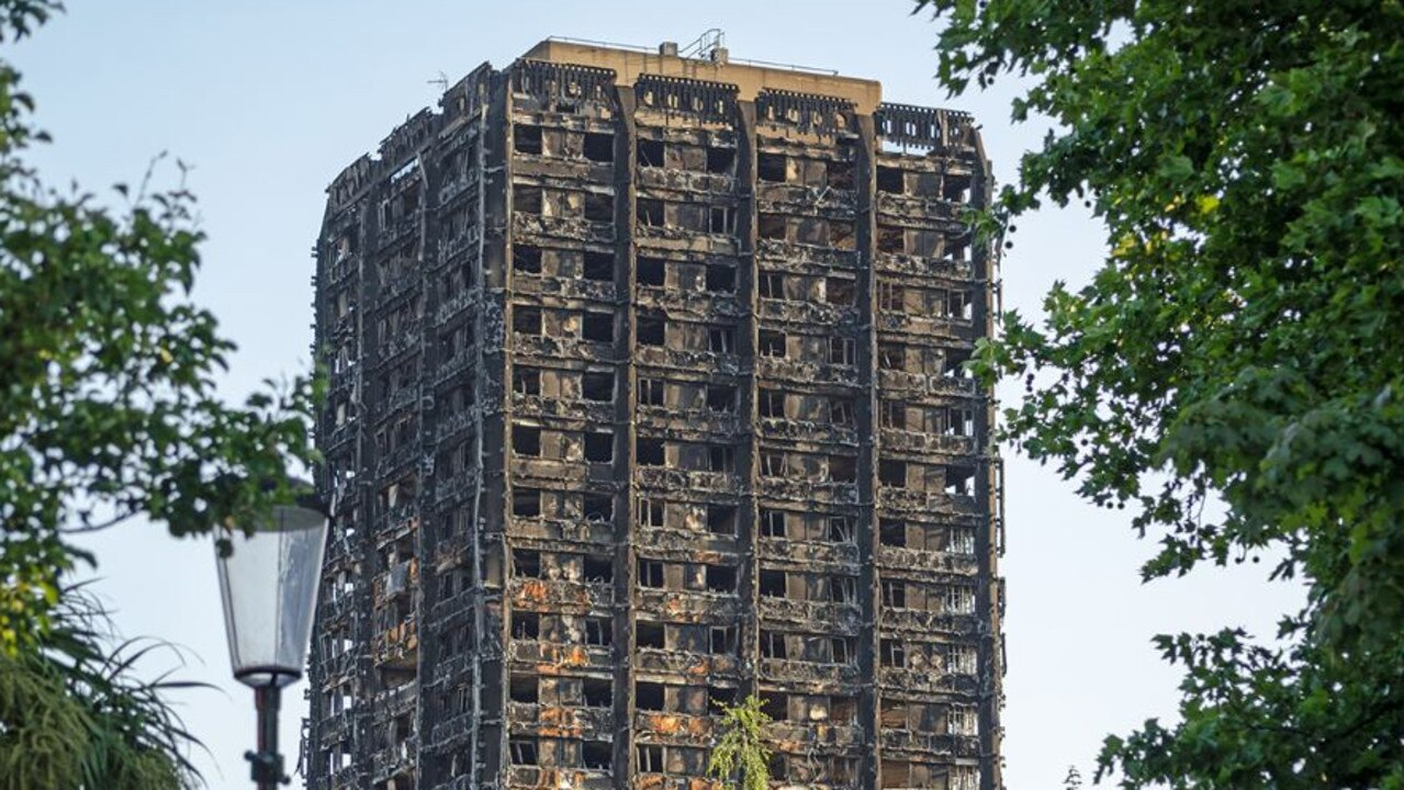 London's Grenfell Tower blaze in 2017 sparked action on combustible cladding.