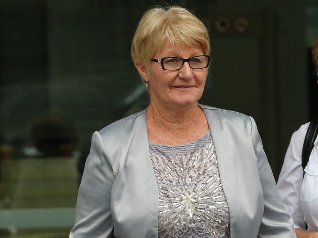 Elizabeth Anne Turner, 64, is the mother of Markis Scott Turner.
