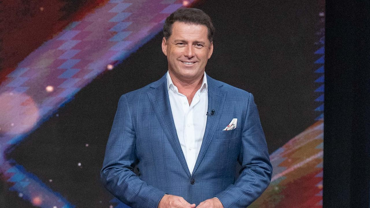 Karl Stefanovic makes his TV return in This Time Next Year. Picture: Paul A. Broben