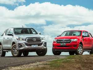 Aussie ute obsession propels Toyota to no 1