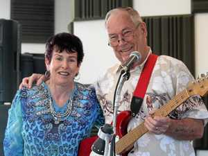 Musical morning allows older residents to escape city blues