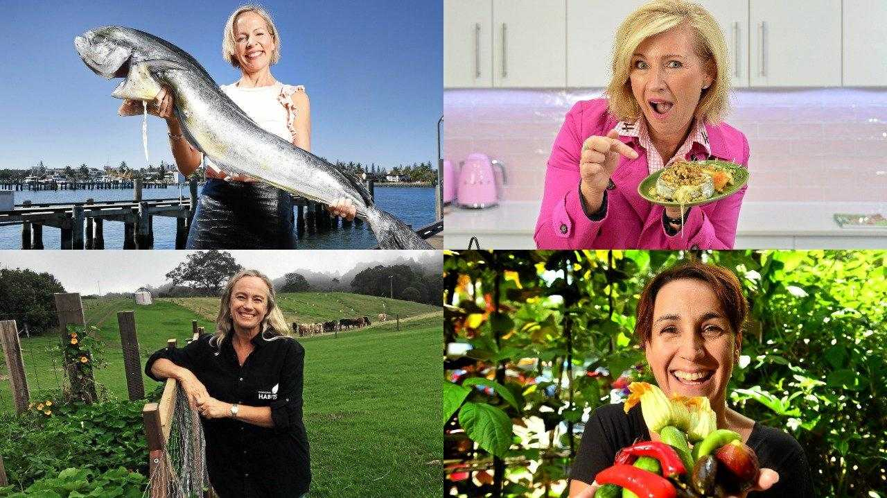 These are the 10 most influential women in the Sunshine Coast food and agriculture industry.