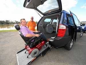 Get mobile: New CQ business opens doors for wheelchair-bound