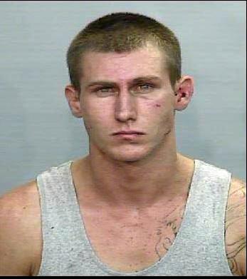 Outstanding warrant offender Vaughn Cumming.