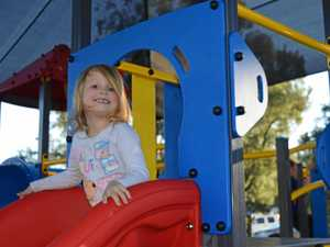 Popular playground finally reopens after fire