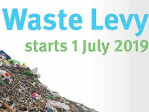 Ratepayers won't face extra costs for waste levy: Council
