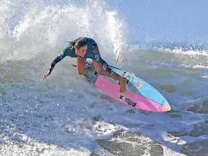 PICS: Juniors earn top honours in surf and on court