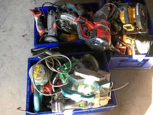$30,000 worth of tools, machinery seized at Elbow Valley