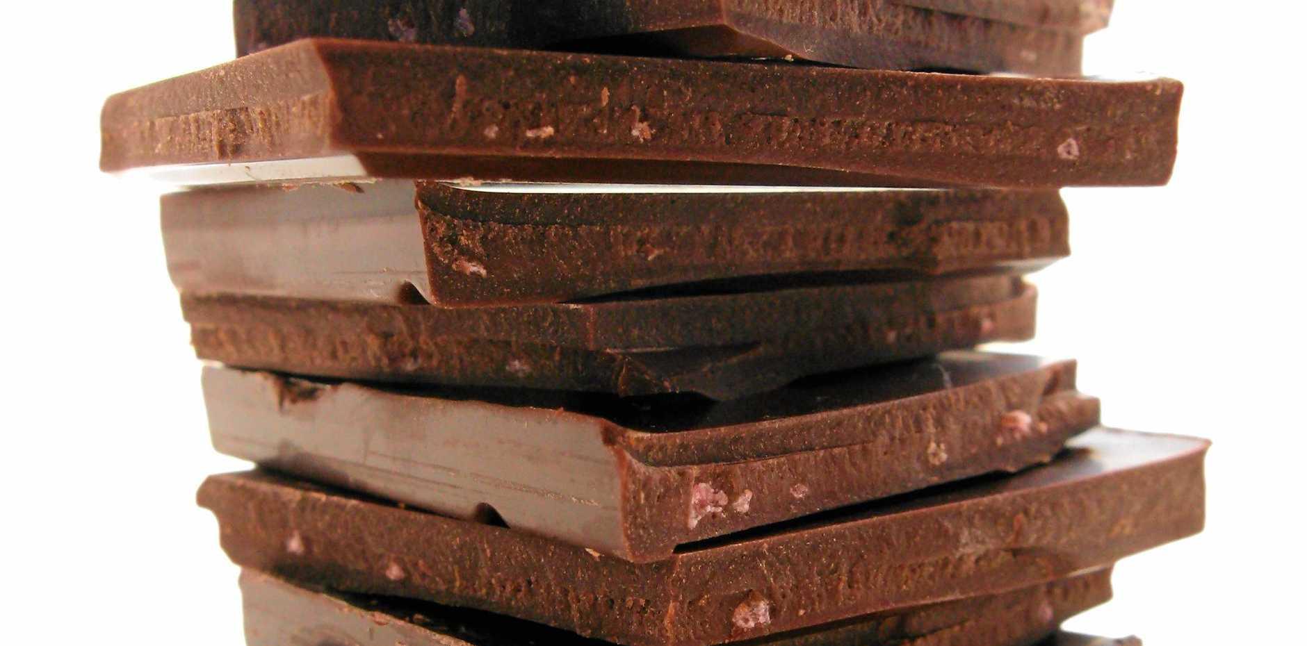 A year's worth of chocolate can be won at San Churro.