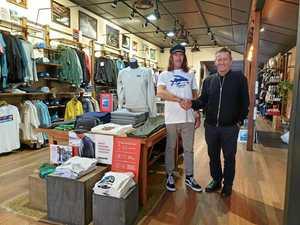 New Boardriders sponsorship ahead of weekend club round